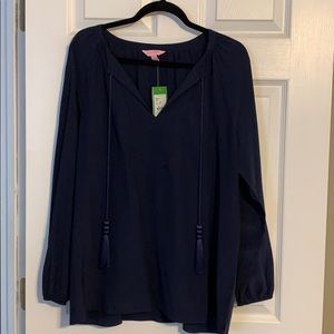 Lilly Pulitzer Saria top